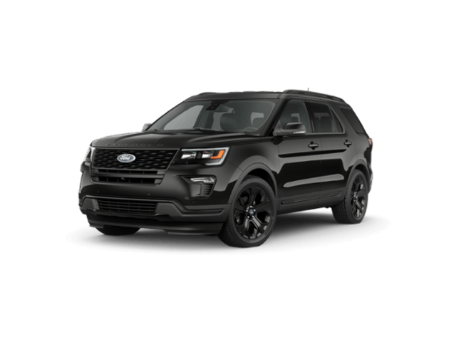 new 2019 Ford Explorer Sport AWD Sport  SUV for sale in Dearborn
